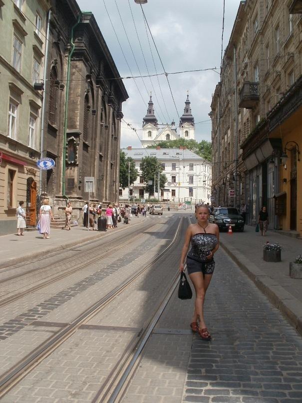 Мои путешествия. Елена Руденко. Украина. Львов. 2011 г.  Y_954c8621