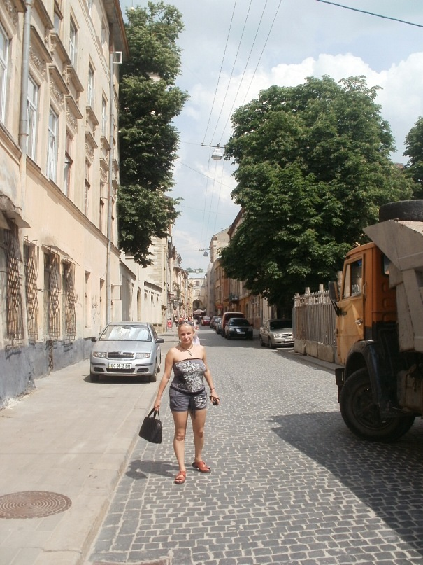 Мои путешествия. Елена Руденко. Украина. Львов. 2011 г.  - Страница 2 Y_97595f7e