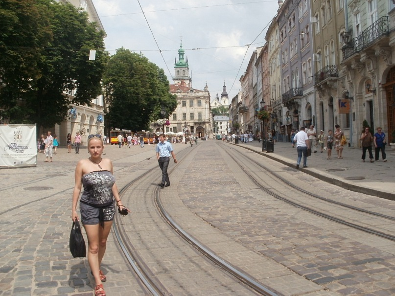 Мои путешествия. Елена Руденко. Украина. Львов. 2011 г.  Y_9c87510b