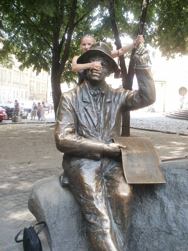 Мои путешествия. Елена Руденко. Украина. Львов. 2011 г.  Y_a5040b37