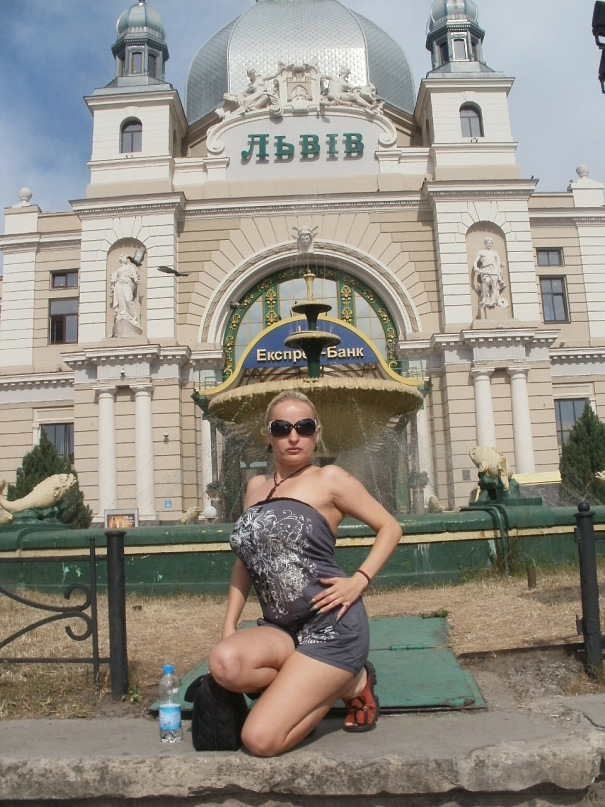 Мои путешествия. Елена Руденко. Украина. Львов. 2011 г.  Y_c84ae03c