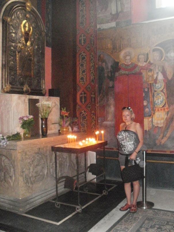 Мои путешествия. Елена Руденко. Украина. Львов. 2011 г.  Y_ce24e618