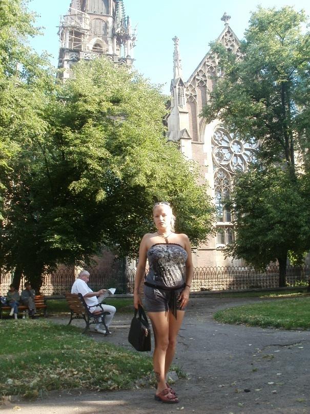 Мои путешествия. Елена Руденко. Украина. Львов. 2011 г.  Y_d2e042cf