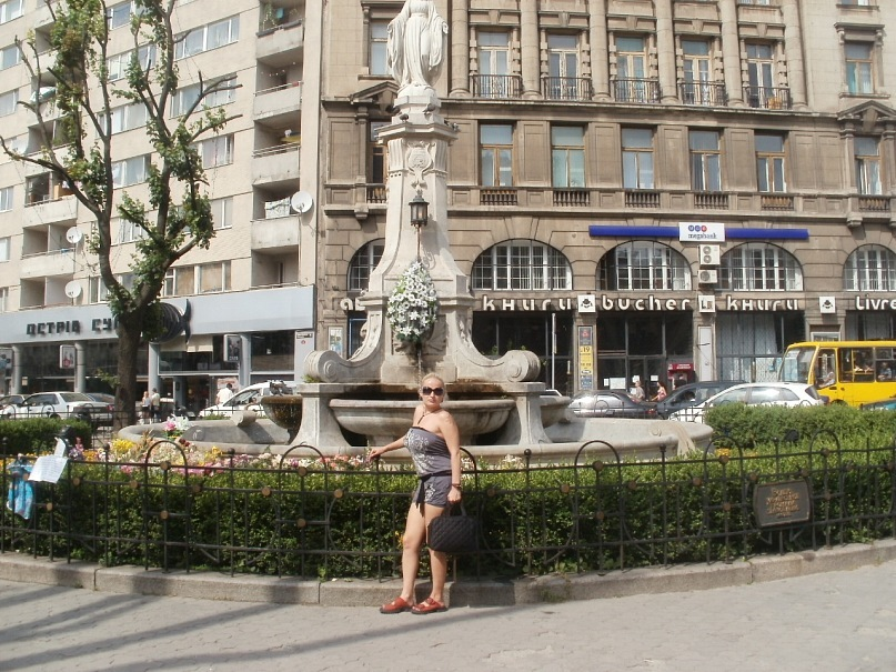 Мои путешествия. Елена Руденко. Украина. Львов. 2011 г.  - Страница 2 Y_d33eef29