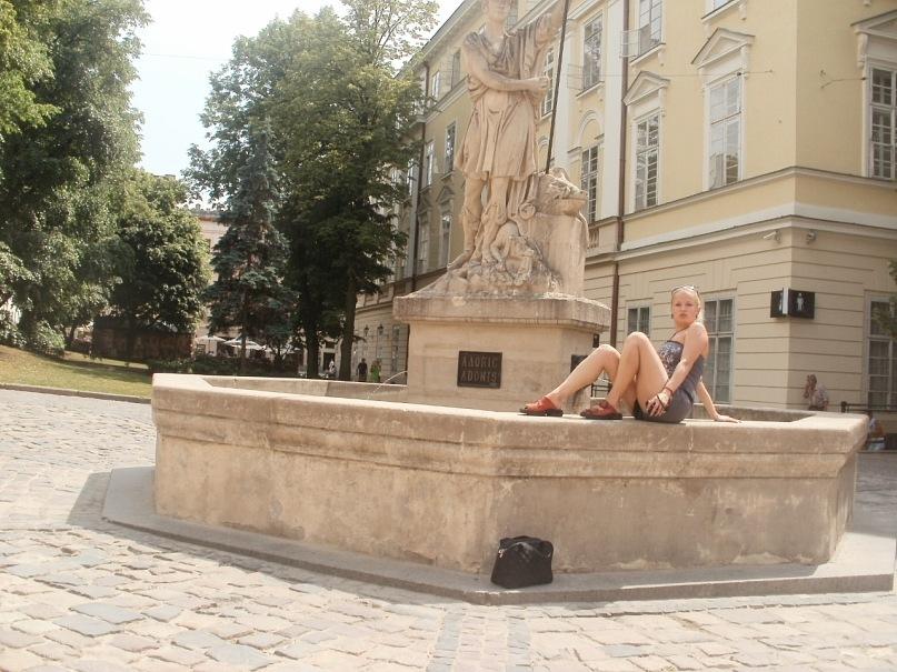 Мои путешествия. Елена Руденко. Украина. Львов. 2011 г.  Y_d58c73e0