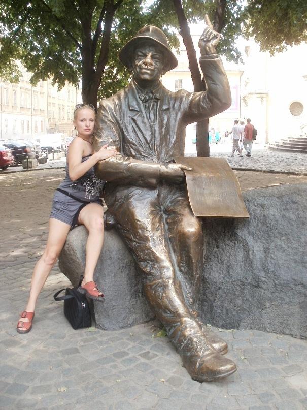 Мои путешествия. Елена Руденко. Украина. Львов. 2011 г.  Y_d8e9973f