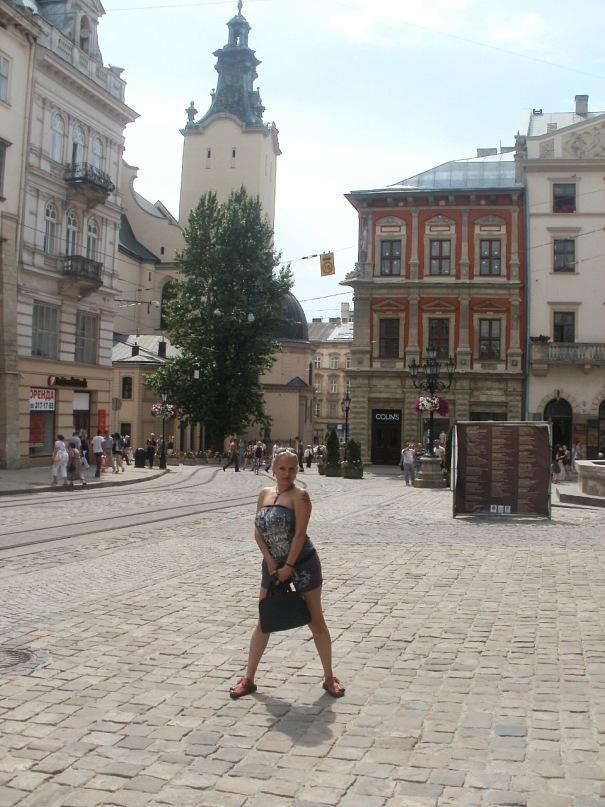 Мои путешествия. Елена Руденко. Украина. Львов. 2011 г.  Y_e26f5dc3