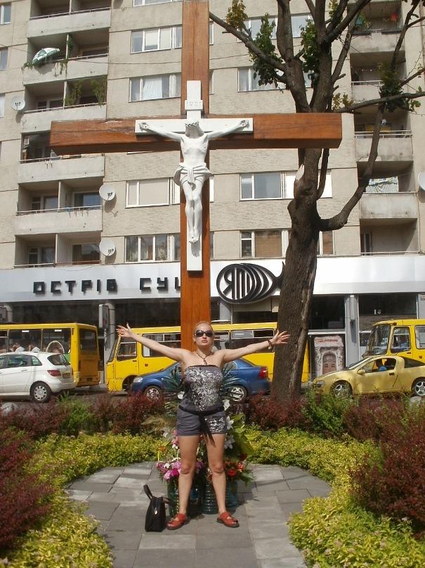 Мои путешествия. Елена Руденко. Украина. Львов. 2011 г.  - Страница 2 Y_e4eca6a2