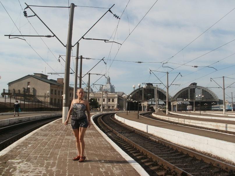 Мои путешествия. Елена Руденко. Украина. Львов. 2011 г.  Y_ebeaf06a
