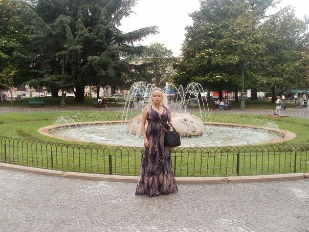Мои путешествия. Елена Руденко. Верона. 2011 г.  X_005fccda
