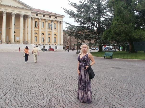 Мои путешествия. Елена Руденко. Верона. 2011 г.  X_07ed58a2