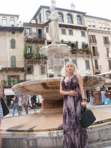Мои путешествия. Елена Руденко. Верона. 2011 г.  X_1af97cb6
