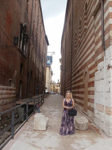Мои путешествия. Елена Руденко. Верона. 2011 г.  X_91c7b9ef