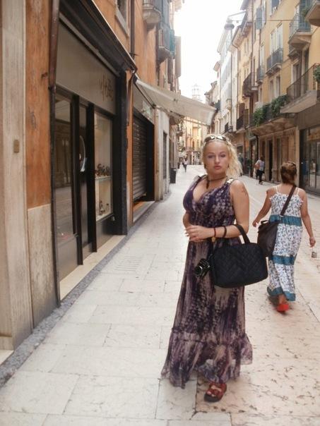 Мои путешествия. Елена Руденко. Верона. 2011 г.  X_d338f534