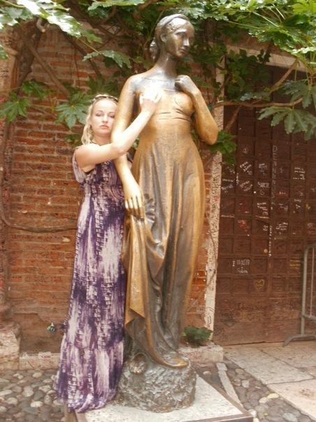 Мои путешествия. Елена Руденко. Верона. 2011 г.  X_e59c5358