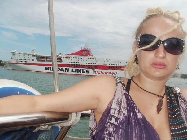 Мои путешествия. Елена Руденко. Италия. Адриатическое море. 2011 г.  X_42e9d117