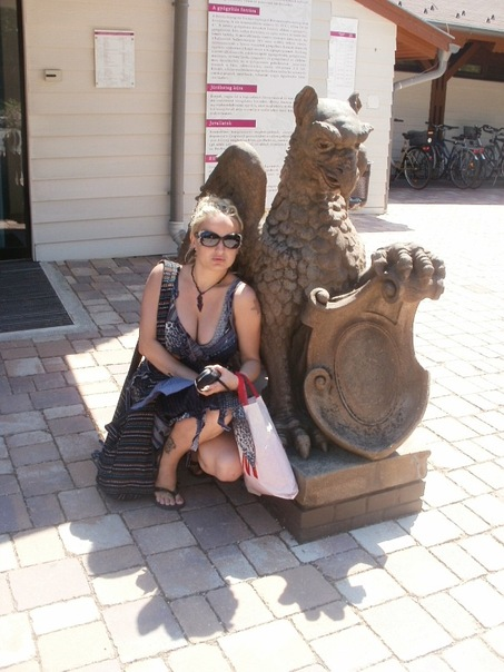 Мои путешествия. Елена Руденко. Хевиз. 2011 г. X_bbdfc295