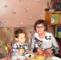 Нина Герасимова, 3 марта 1950, Самара, id168408093