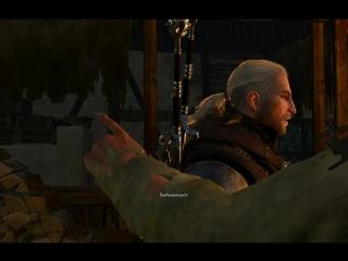 Выёбываешься (Геральт) - Ведьмак 3: Каменные сердца (The Witcher 3)
