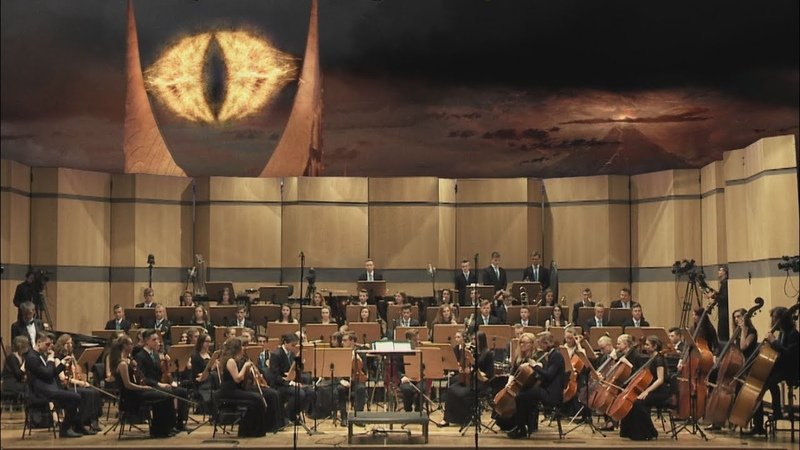 The Lord Of The Rings Orchestral Medley, 魔戒 Der Herr der Ringe, El señor de los Anillos, 반지의 제왕