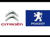 PEUGEOT 307, 308, Citroen C4 - FRONT - Передние амортизаторы KYB установка