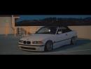 BMW E36 STANCE