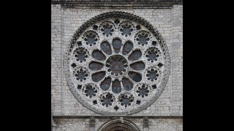 Эффект форм. Часть 1. Роуз Виндоуз (резонаторы) в соборах.