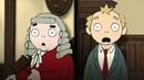 Мультфильм о судье и преступнике