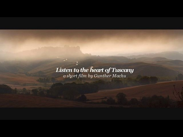 Listen to the heart of Tuscany