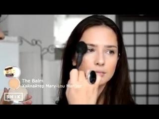 Бьюти макияж. Пошаговое обучение ( 240 X 426 ).mp4