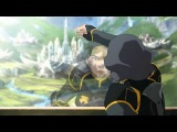 The Legend of Korra: Официальный трейлер 3 сезона