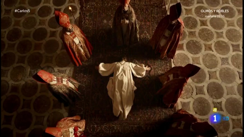 Карл, король и император / Император Карлос / Император Карл / Carlos, Rey Emperador (2015) 5 серия озвучка