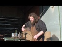 Forging Arrow Heads - Rolling the Socket -Штамповка головки-прокатки гнездо-