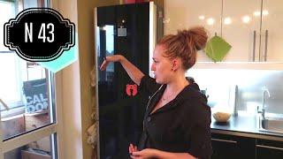 Дизайн кухни 12 м2 Ремонт кухни с балконом своими руками Кухня Tour Рум тур 43