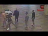 Стрельба в метро. Кадры задержания и допроса Ахмеда Батаева