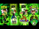 Ben 10 - All Theme Songs And Credits
