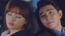 잠든 김유정(Kim You-jung) 바라보는 윤균상(Yun Kyun Sang)의 꿀 떨어지는 눈빛♥_♥ 일단 뜨겁게