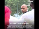Henrys in charge now! - - - Thierry Henry took charge of his first training session as @AS_Monacos head coach today...