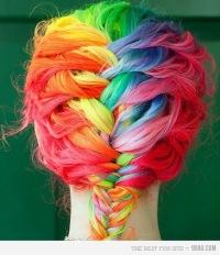 Как называется краска для волос которая смывается