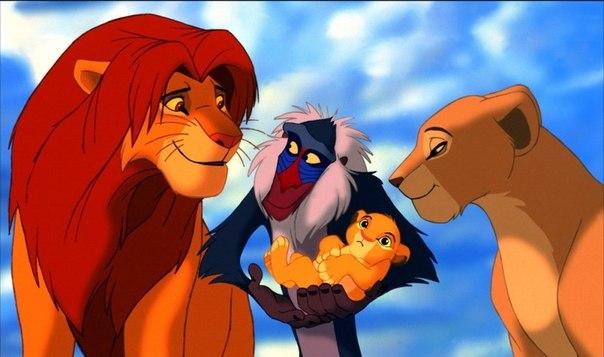 король лев аниме картинки: