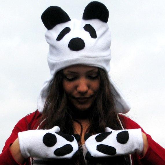 Я панда оо