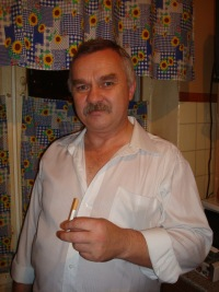 Владимир Караваев, 29 октября 1959, Санкт-Петербург, id170894806