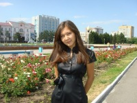 Шынар Рамазанова, 6 июля , Макеевка, id119607420