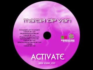 Marcel De Van_Activate Maxi