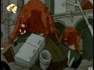 (amult.ru) Годзилла - Godzilla: The Series - 1 сезон / 6 серия