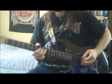 SLAYER - Screaming From The Sky - guitar cover - Full HD>_<