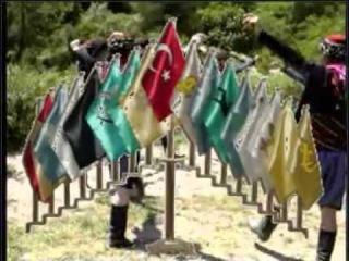 ANAYURT MARŞI - Özbek, Türkmen, Uygur, Tatar, Azer bir boydu