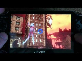 Gravity Daze Playstation Vita Demo Version Gameplay Video (Full Demo!)
