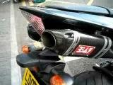 Yamaha R1 2008 With Yoshimura TRC Carbon Fibre (2)