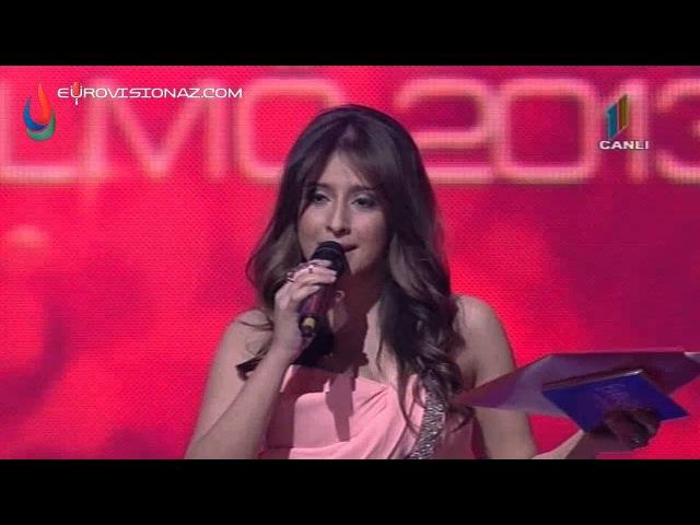 Bu il Eurovision'da Azərbaycanı Fərid Məmmədov təmsil edəcək